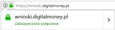Certyfikat SSL dla domeny
