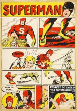 Superman Edwarda Lutczyna