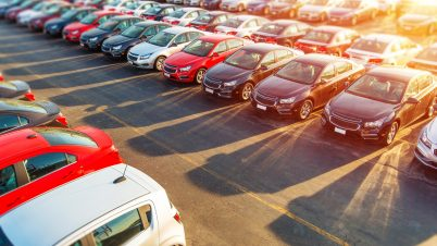 Sprzedaż nowych aut w Europie spada