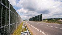 Ruch na autostradzie A4 mniejszy o jedną czwartą od początku roku
