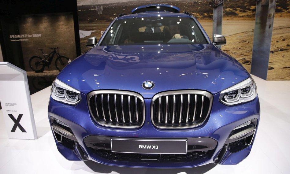 Niemcy: BMW naprawi ponad 300 tys. samochodów zagrożonych pożarem