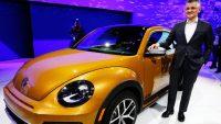 Volkswagen rezygnuje z modelu Beetle