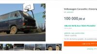 Samochód Lecha Wałęsy na sprzedaż za 100 tys. zł