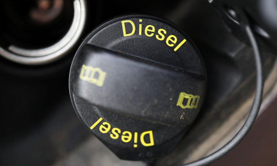 Większość importowanych diesli to auta o wysokiej emisji