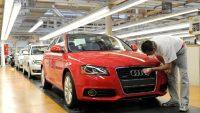 Niemieckie i francuskie fabryki hamują