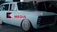 Kałasznikow rzuca rękawicę Tesli. Będzie rosyjski supersamochód elektryczny?