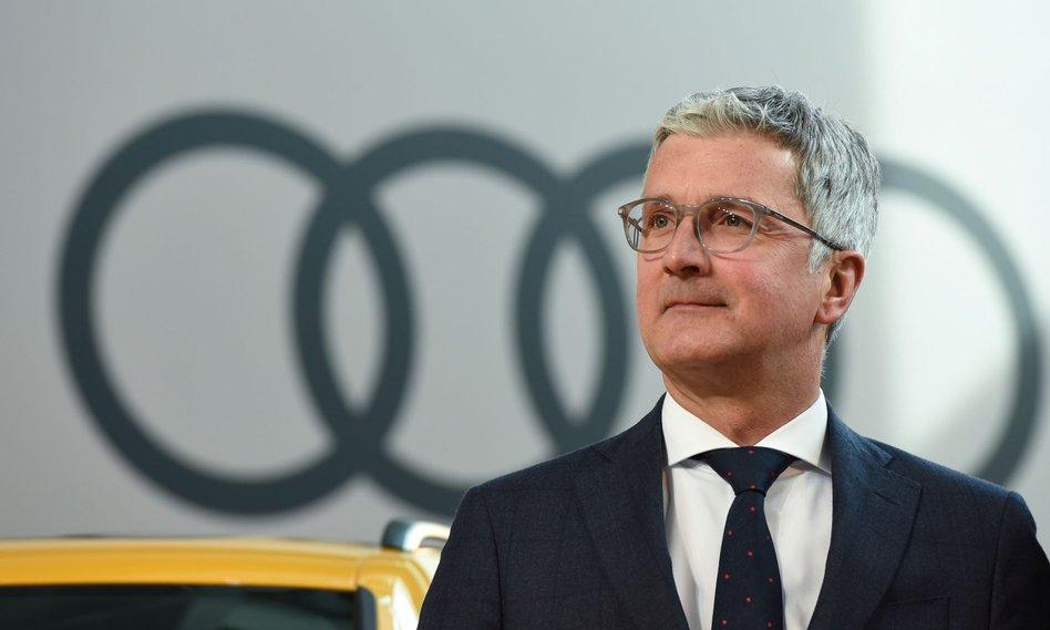 Volkswagen zwolnił szefa Audi zamieszanego w aferę spalinową