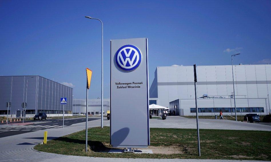 Zakład Volkswagena we Wrześni ma pierwszą dyrektor w historii koncernu
