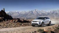 Land Rover wprowadza pierwszego inteligentnego SUV-a - model evoque