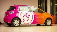 Rusza pilotaż wypożyczalni elektrycznych aut Taurona w Katowicach