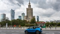 Po Polsce jeździ prawie 9,1 tys. aut elektrycznych