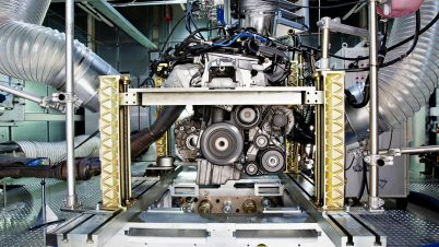 Jak testowane są silniki Škody?
