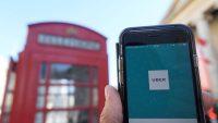 Uber zapłaci za wjazd do centrum Londynu
