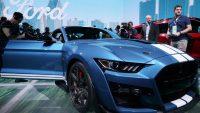 Mustang dostał dodatkowe kucyki