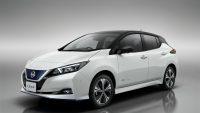 Nissan prezentuje mocniejszą wersję swojego elektryka - nissana leaf