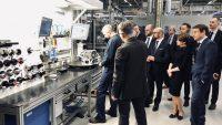 Opel uruchamia nową linię produkcyjną w Tychach