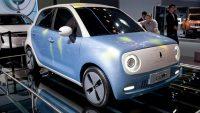 Samochód elektryczny za 30 000 zł? Chińczycy podjęli wyzwanie