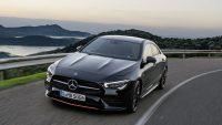 Nowy mercedes-benz CLA coupé