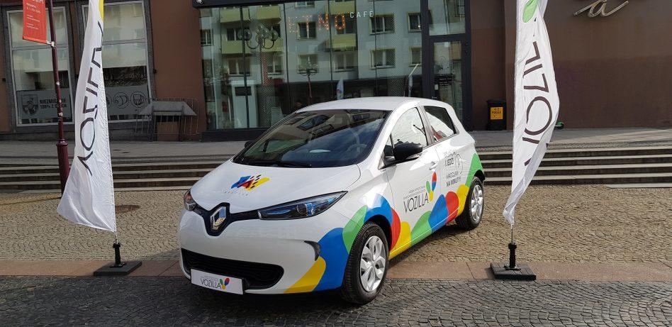 Vozilla/Renault Zoe