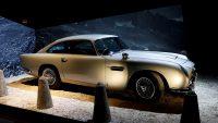 James Bond przesiądzie się do samochodu elektrycznego