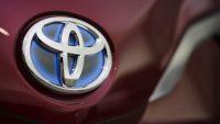 """Pierwsze """"elektryki"""" Toyoty w Europie do 2021 r."""