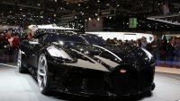 Bugatti z najdroższym samochodem na świecie