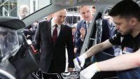 W Rosji otwarto pierwszą fabrykę spółki Mercedes-Benz