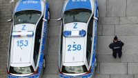 Volkswagen dostarczy policji 400 radiowozów