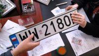 Tak Warszawa obrasta w nowe auta. Mapa dzielnic