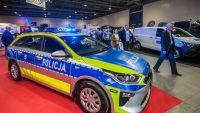 Tak będą wyglądać policyjne radiowozy?