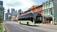 Autobusy hybrydowe Volvo będą wozić pasażerów w Lesznie
