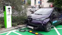 We Wrocławiu uruchomiono stację ładowania aut elektrycznych przy dworcu PKP