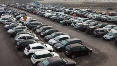 Mandaty za złe parkowanie wyższe o 400 proc.