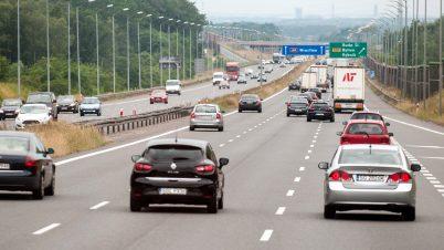 Co piąte zdarzenie na autostradzie przez brak bezpiecznej odległości