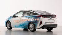 "Toyota testuje priusa na ""słońce"""