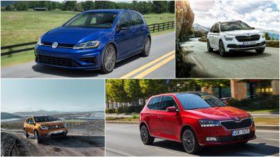 Jakie auta wybierają Europejczycy? Inne niż Polacy. Top 10 marek w 2019 r.