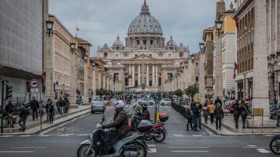 Rzym zamyka się na diesle Euro 3