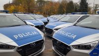 Dolnośląska policja kupiła ponad 50 nowych radiowozów