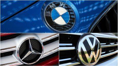 Zmowa cenowa VW, BMW i Daimlera. Zapłacą 100 mln euro kary