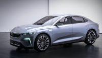 Pierwszy turecki samochód elektryczny