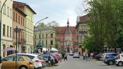 Kraków podwyższył opłaty za parking