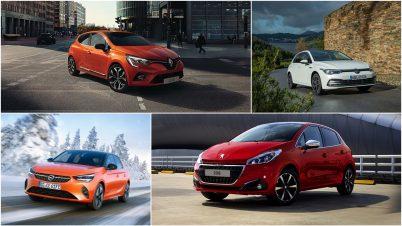 Najpopularniejsze auta w Europie. Nowy lider zdetronizował golfa
