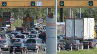 Ustawa znosząca bramki na autostradach odrzucona przez Senat