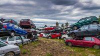 Polska będzie utylizować niechciane samochody spalinowe z Zachodu?