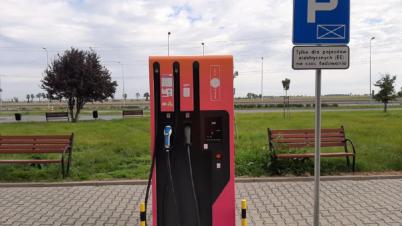 Przetarg dot. budowy stacji ładowania aut elektrycznych