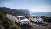 """Fiat 126 Vision – projekt elektrycznego """"malucha"""" gotowy"""