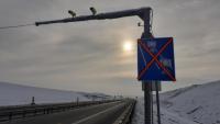 Budowa A1. Rusza odcinkowy pomiar prędkości, ograniczenie do 70 km/h