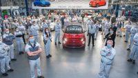 Dwuipółmilionowy Fiat 500 wyjechał z fabryki koncernu Stellantis