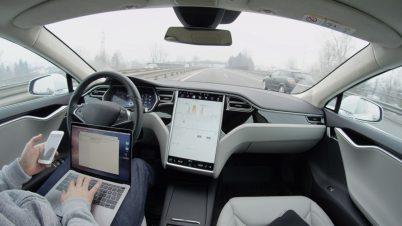 Szef ITS: Autonomiczne samochody spowodują spadek liczby wypadków