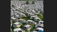 """""""Cmentarzyska aut elektrycznych"""" – mylnie podpisane zdjęcia podgrzały debatę o elektromobilności"""